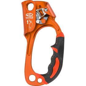 Climbing Technology Quick Up + Ascender Mano Derecha, lobster